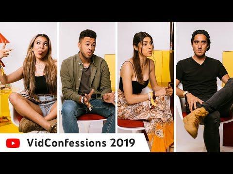 VidConfessions | VidCon 2019 thumbnail