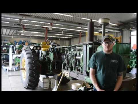 John Deere Ag Tech Program - Alliance Tractor & Lake Land College