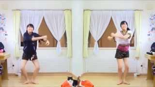 説明 ひまちゃんが楽しい踊りを紹介してくれたので 表情の違いがはっき...