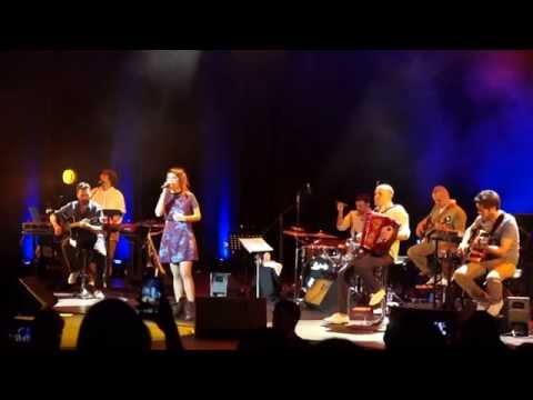 ZAZ - Port Coton live HD Bogotá, Colombia. 7 de marzo de 2015.