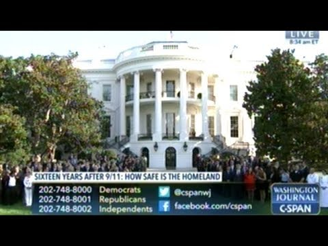 C-SPAN Callers Have A LOT To Say On September 11, 2017