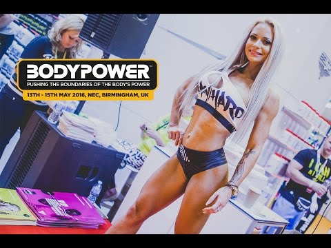 Body Power 2016 expo | Birmingham UK