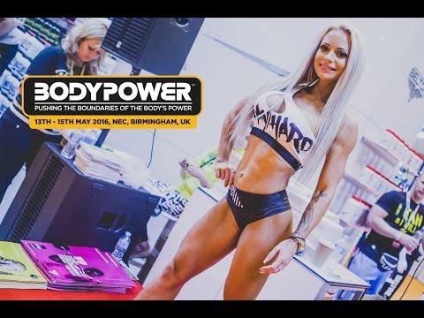 Body Power 2016 expo | Birmingham UK