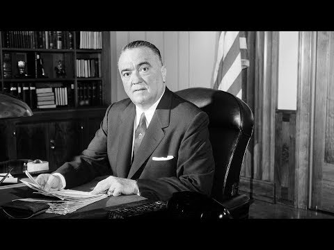 Los Secretos de J.  Edgar Hoover, el Director mas peligroso del FBI - Documental