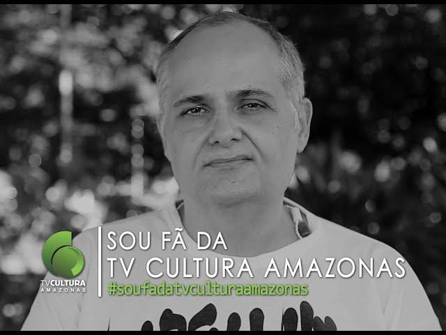 SOU FÃ DA TV CULTURA DO AMAZONAS TURENKO BEÇA