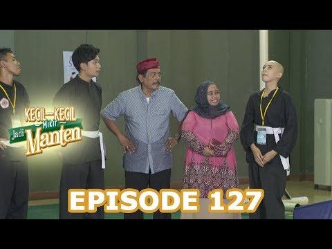 Latihan Silat  Kecil Kecil Mikir Jadi Manten Episode 127
