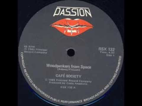 Café Society - Woodpeckers from space
