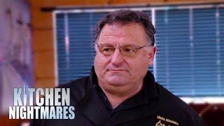 Gordon Hurts Restaurant Owner - Kitchen Nightmares