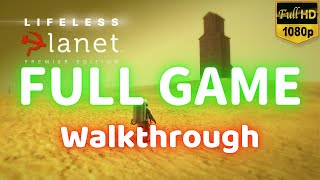 Lifeless Planet Premier Edition | Full Game Walkthrough | 1080p30 | No Commentary