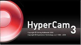 Программа HyperCam  или как записать видео с экрана(HyperCam 3 - новая популярная программа, разработанная совместно с Hyperionics LLC. Позволяет захватывать и записывать..., 2013-10-18T11:22:57.000Z)