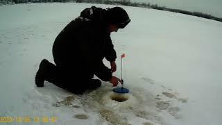 Рыбалка на далёком озере