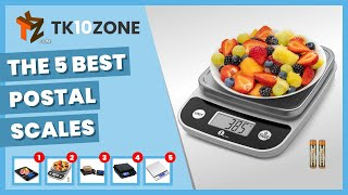 The 5 best postal scales