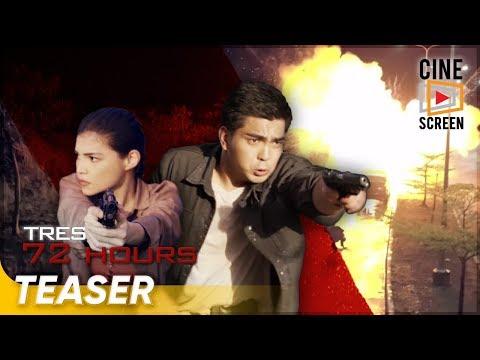 Teaser | 'TRES' - '72 Hours' | Jolo Revilla, Rhian Ramos