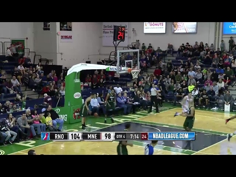 Highlights: Abdel Nader (29 points)  vs. the Bighorns, 3/26/2017