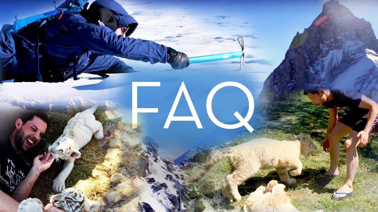 FAQ de l'extrême au Mont-Blanc ! ( Tigres ? McFly et Carlito ? Argent ? etc ... ) - MorganSérie 2