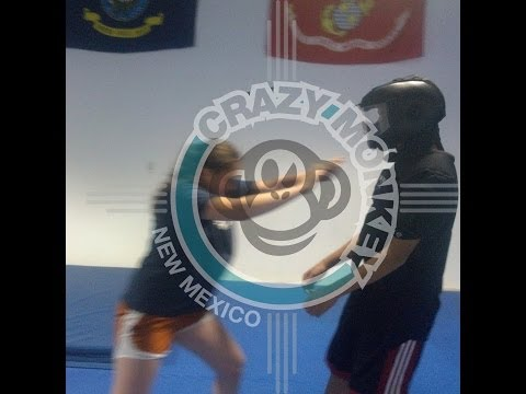 Real Fighting Against Bigger Opponents (Boxing and Self Defense)