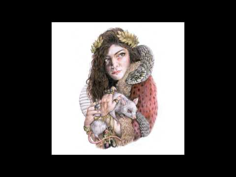 Lorde - Royals OFFICIAL Instrumental