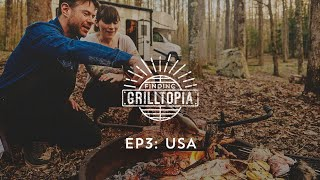 Hellmann ' s  ' Finding Grilltopia ' – Ep 3 USA: Cupcake Jemma