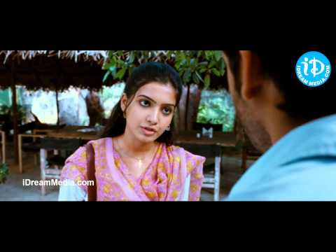 Ye Maaya Chesave Movie - Nagachaitanya, Samantha Best Emotional Scene