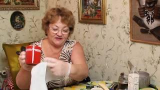 Как сделать грязные кухонные  полотенца  белоснежными