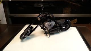 Revell 1/12 scale Custom Chopper
