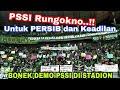 Wahai Pssi Dengarkan Bonek Menyuarakan Aspirasi Untuk Pssi Di Stadion Gbt | Persebaya Vs Borneo