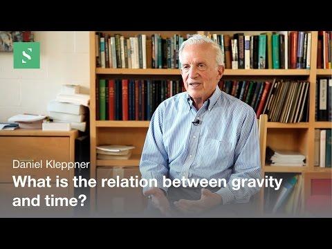 Atomic Clocks and General Relativity - Daniel Kleppner