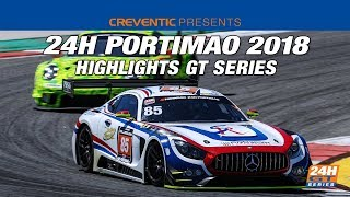 Highlights GT SERIES Hankook 24H Portimao 2018