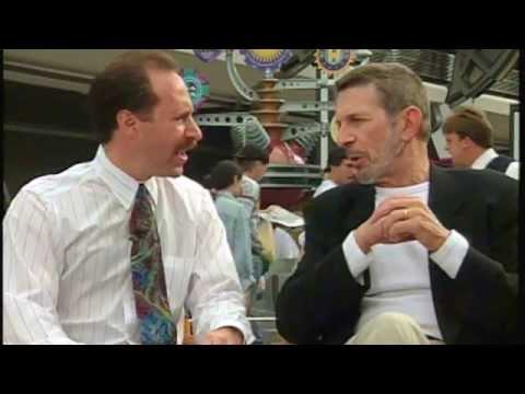 Leonard Nimoy interviewed by Bill Shafer, WESH-TV, 1995