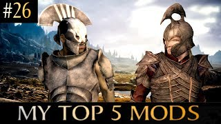 ▶Skyrim: Special Edition My Top 5 Mods◀ [#26] (Xbox One/PC)