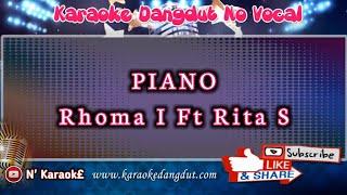 Karaoke Dangdut Piano Rhoma Irama Ft Rita Sugiarto Nada 1
