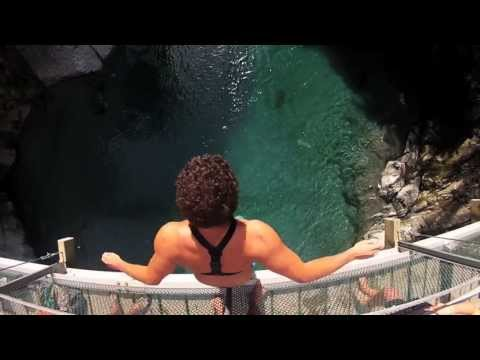 Adventure New Zealand GoPro (work n holiday)