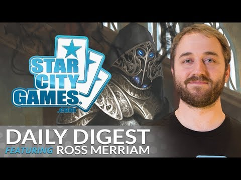 Daily Digest: Four-Color Energy with Ross Merriam [Standard]