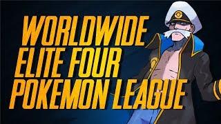 A Worldwide Pokémon League? - The Strongest Elite Four | Mr1upz
