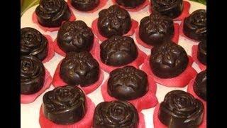 Repeat youtube video حلو الشعيرية بالشوكولاتة - مطبخ منال العالم