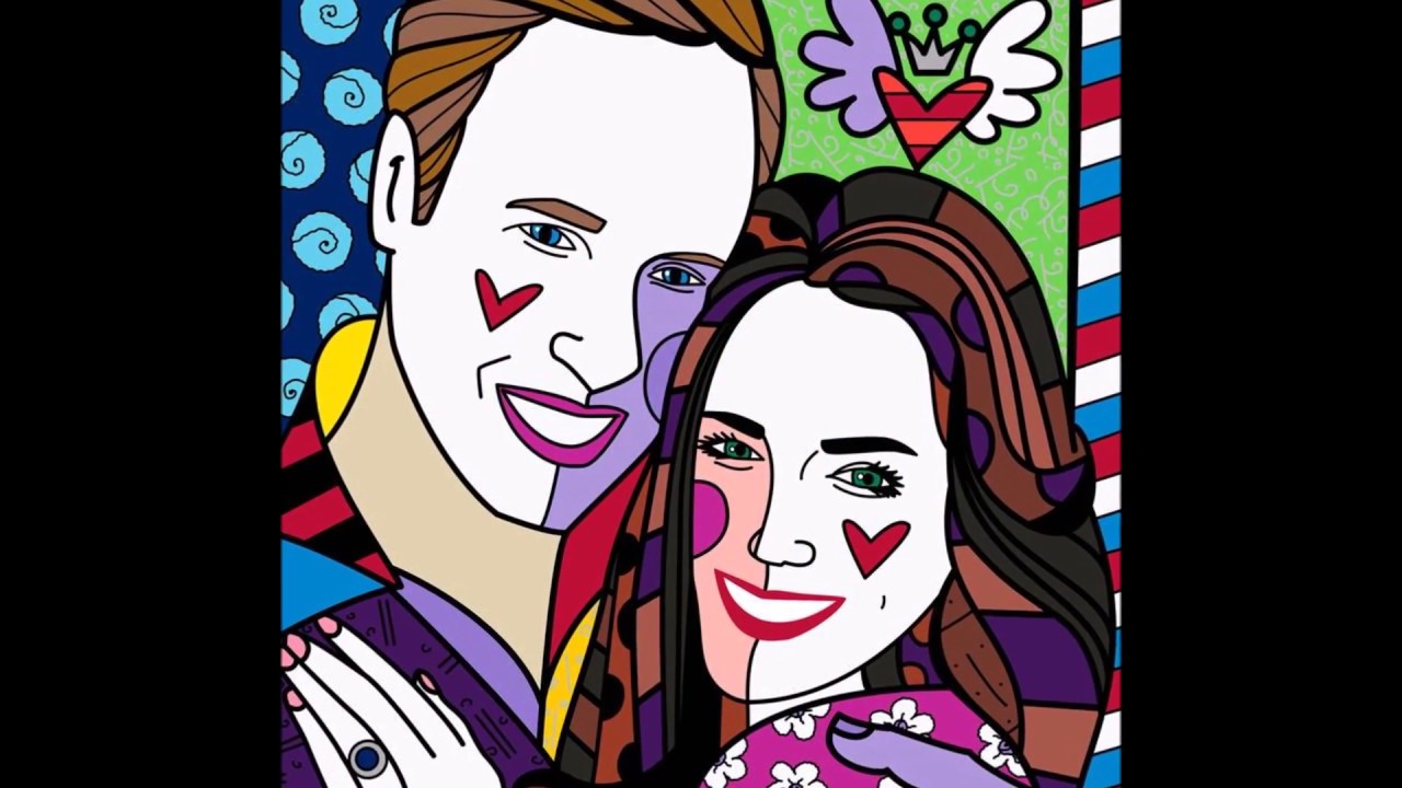 ROMERO BRITTO - BRAZILIAN ARTIST - YouTube