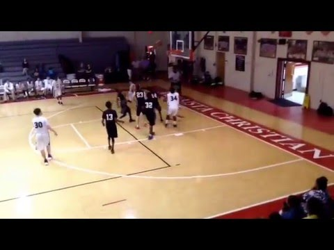 Clay Nasworthy Augusta Christian schools 2015-2016 9th grade highlights
