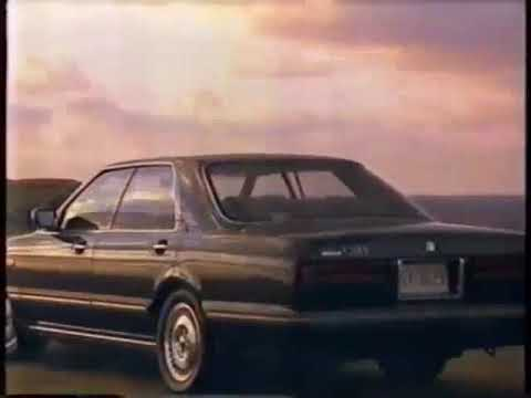 Nissan Gloria Cima 1988 Commercial (Japan)