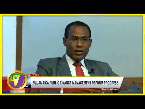 EU/Jamaica Public Finance Management Reform Process   TVJ Business Day - July 16 2021