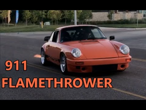 What Makes a Porsche an OUTLAW??? 1974 Carrera 3.0 Turbo