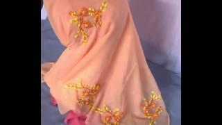 Kumpulan Foto Jilbab Sulam Pita