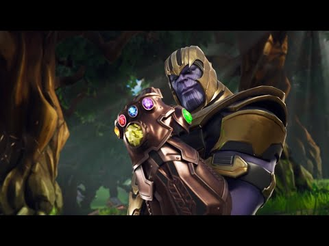 Fortnite - Infinity Gauntlet Trailer