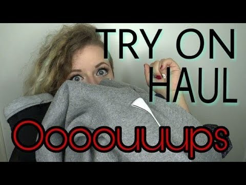 HAUL - TRY ON : petit craquage (S.Oliver, L&L, Only,...)