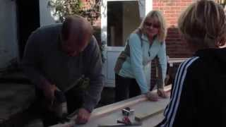 Barn Owl Box Building With Dorset Wildlife Trust
