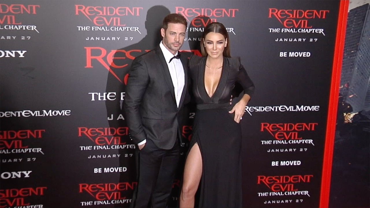 "Resident Evil The Final Chapter Premiere In: William Levy And Elizabeth Gutierrez ""Resident Evil: The"
