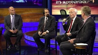John Bevere & Our Biggest Announcement Ever on Sid Roth's It's Supernatural!