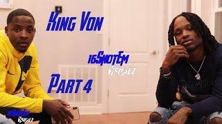 King Von On Being The Black Disciples (BDN) founder David Barksdale's (King Dave) Grandson & More