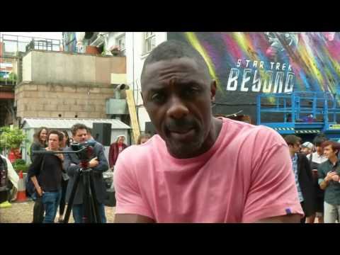 Idris Elba on Bond and diversity