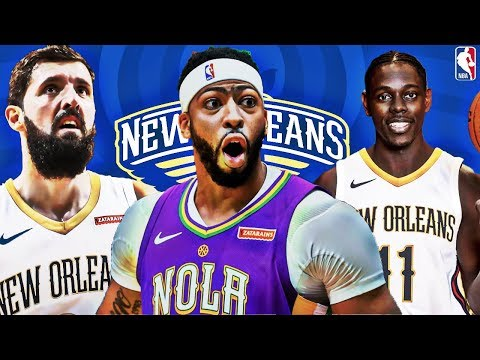 REBUILDING THE 2018-2019 NEW ORLEANS PELICANS! ROAD TO CHAMPIONSHIP! NBA 2K18 MY LEAGUE