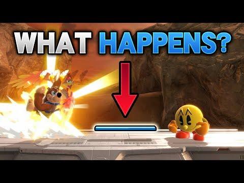 Can Banjo Dash Through Pac-Man's Trampoline? [SMASH REVIEW #36]